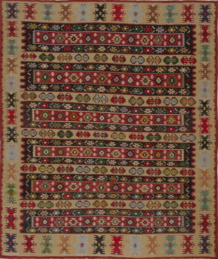Semi-Antique  Kilim Rug