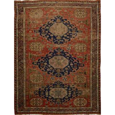 Antique  Sumak Rug