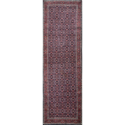 Antique Persian Bijar Rug