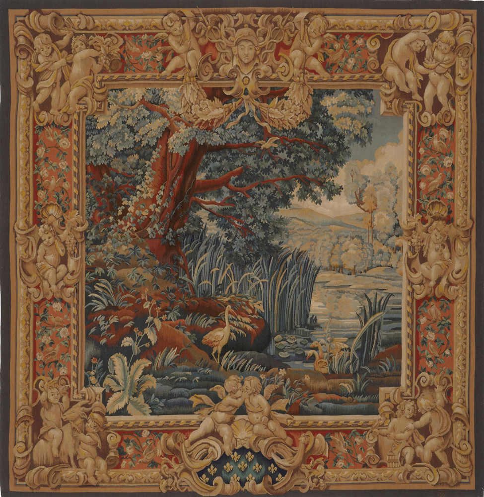 Tapestry Tapestries 07470hm Matt Camron Rugs