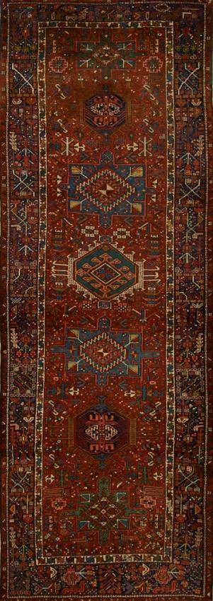 Antique  Garajeh Rug