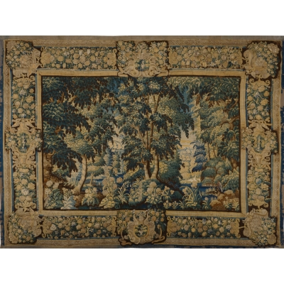 Antique Tapestry Gobelin