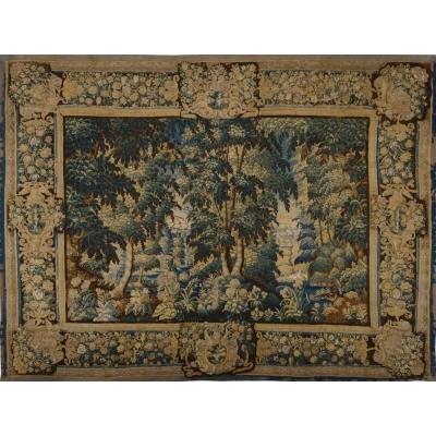 Antique Tapestry Gobelin