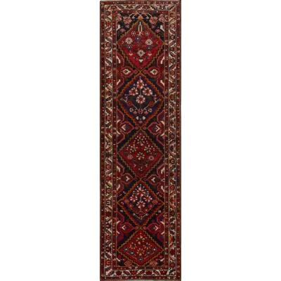 Semi-Antique Oriental Bakhtiari Rug