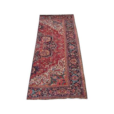 Antique Persian Heriz (1/2 piece) Rug
