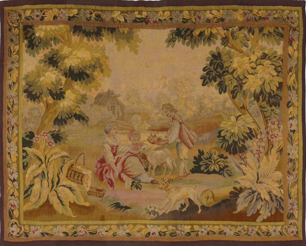 Antique Tapestry Tapestries 08902ha Matt Camron Rugs