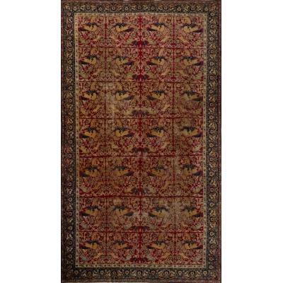 Antique  Amritsar Rug