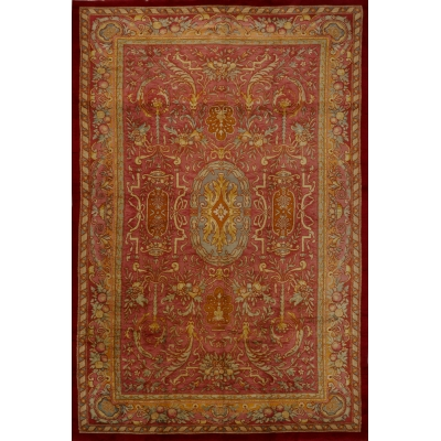Antique  English Rug
