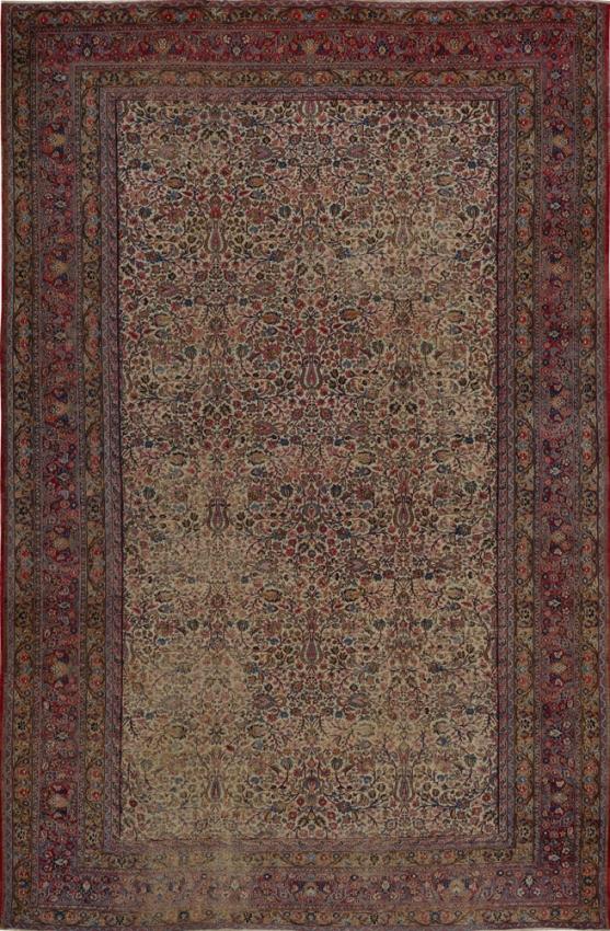 Antique  Khorasan Rug