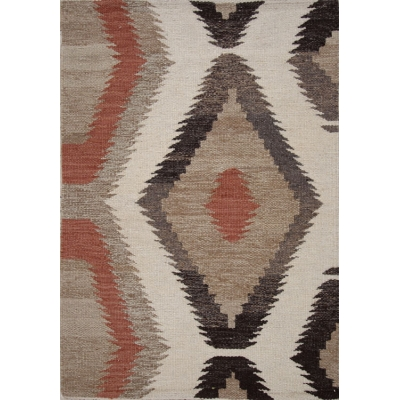 Custom Navajo Flat Weave Rug