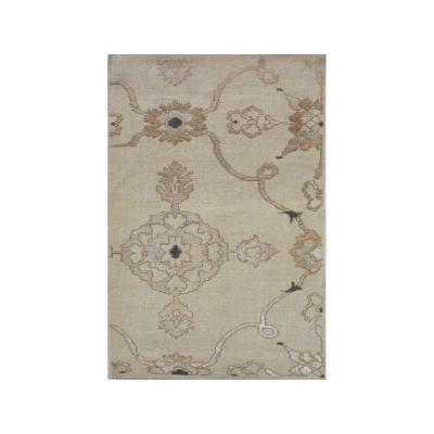 Custom Wool & Silk Agra
