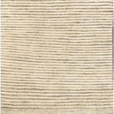 Loop Wool and Silk pile Rug