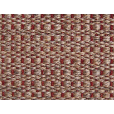 Thames Kings Red Rug