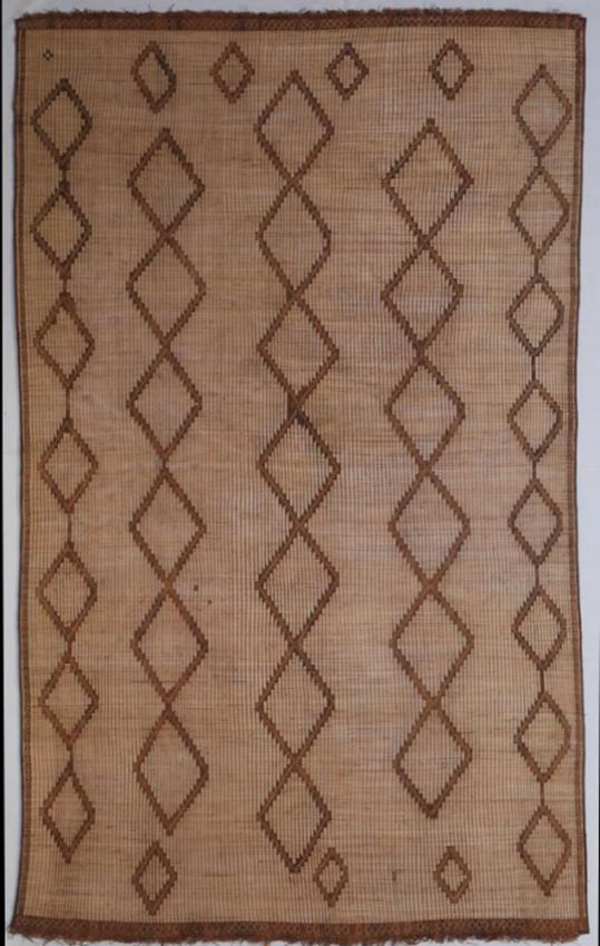 Vintage  Tuareg Moroccan Rug