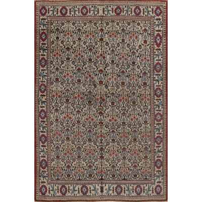 Antique  Abadeh Rug