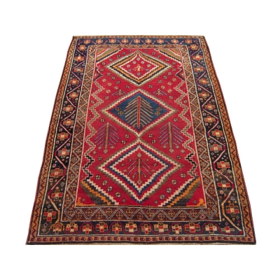 Antique  Kurdish Gabbeh Rug