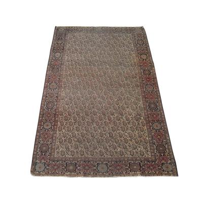 Antique Persian Farahan Rug