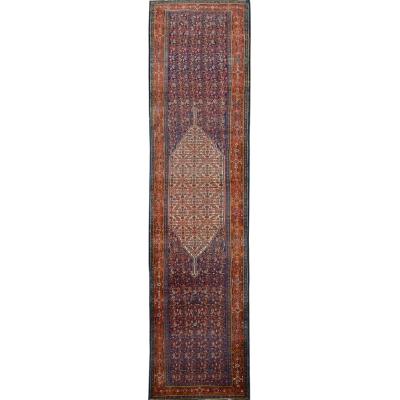 Antique Persian Senneh Rug