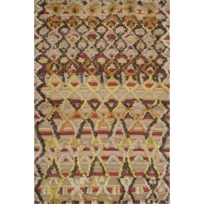 Moroccan Flat Weave Rug