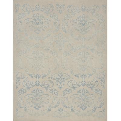Di Lusso Wool & Silk Rug