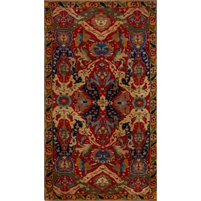 Semi-Antique  Caucasian Rug