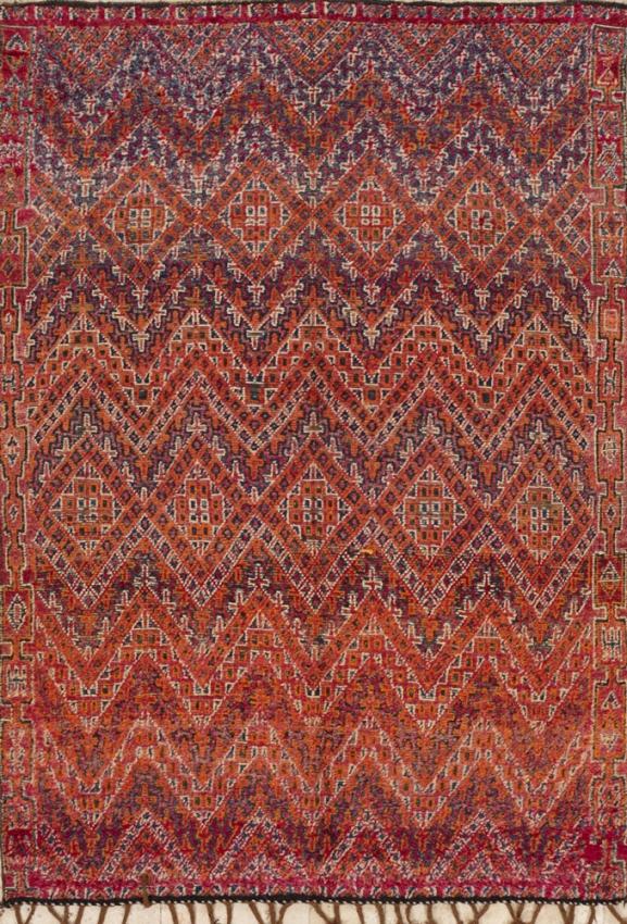 Vintage Moroccan Rug Moroccans
