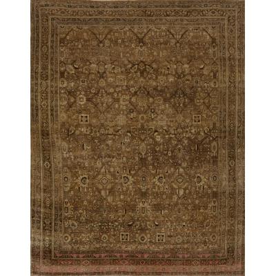 Antique  Bijar Rug