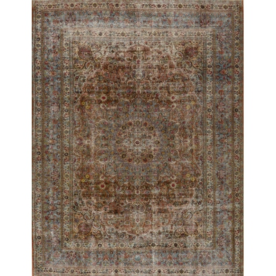Antique  Doroush Rug