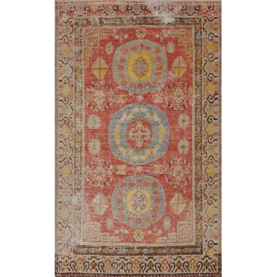 Vintage Khotan Rug