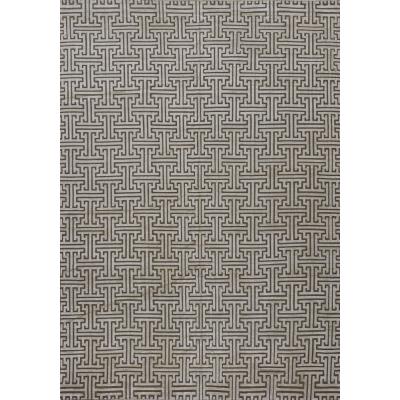 Wool and Silk Hi/Lo rug Rug