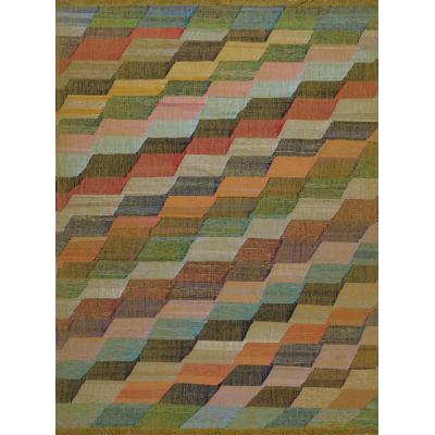 Vintage  Flat Weave Rug
