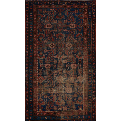 Antique  Hamedan Rug